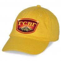 Оригинальная кепка с тематической термонаклейкой ГСВГ купить с доставкой