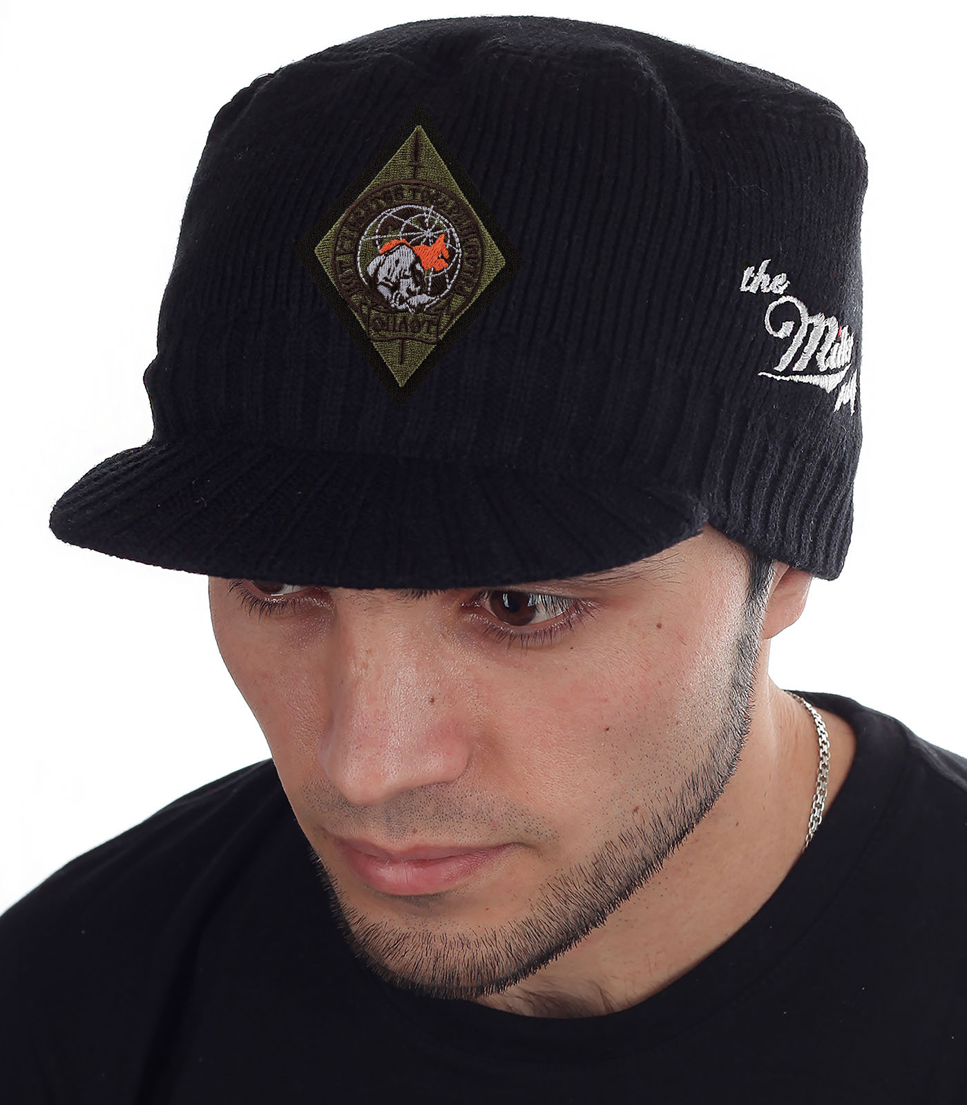 Оригинальная кепка-шапка Miller Way с нашивкой ОПЛОТ - купить в подарок