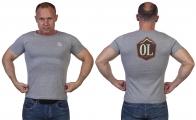 Оригинальная мужская футболка Outdoor life