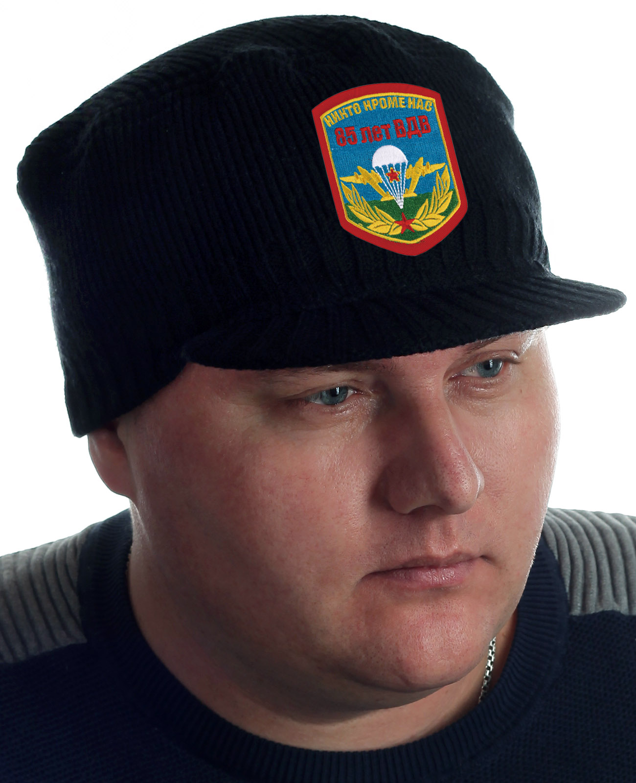 Купить оригинальную мужскую шапку с козырьком Miller Way с доставкой или самовывозом