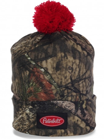 Оригинальная мужская шапка с логотипм Peterbilt Motors Company