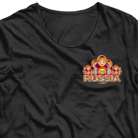Оригинальная наклейка-термотрансфер на футболку - купить оптом