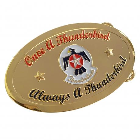 Оригинальная пряжка Thunderbird