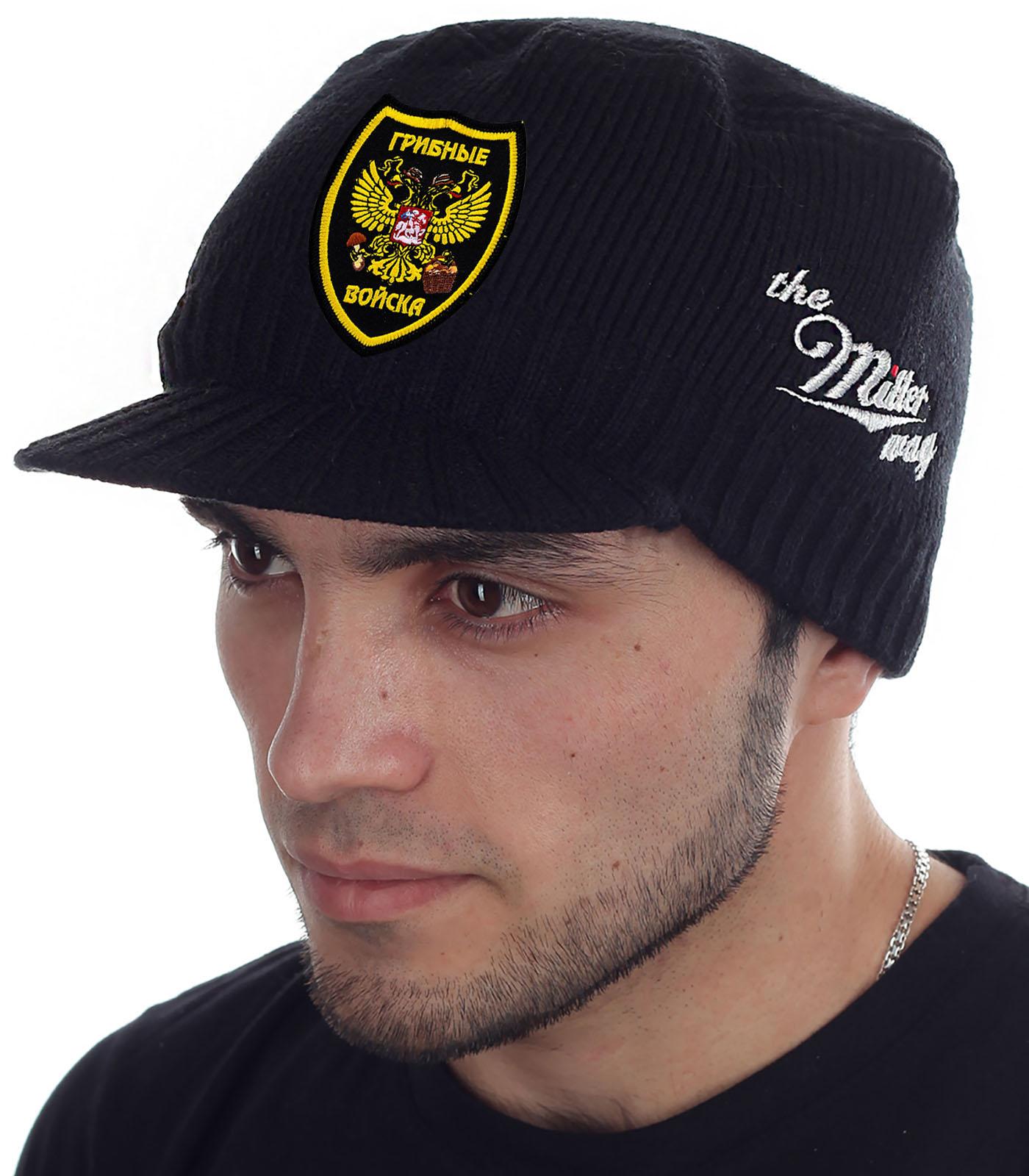 Оригинальная шапка-кепка от бренда Miller - купить онлайн
