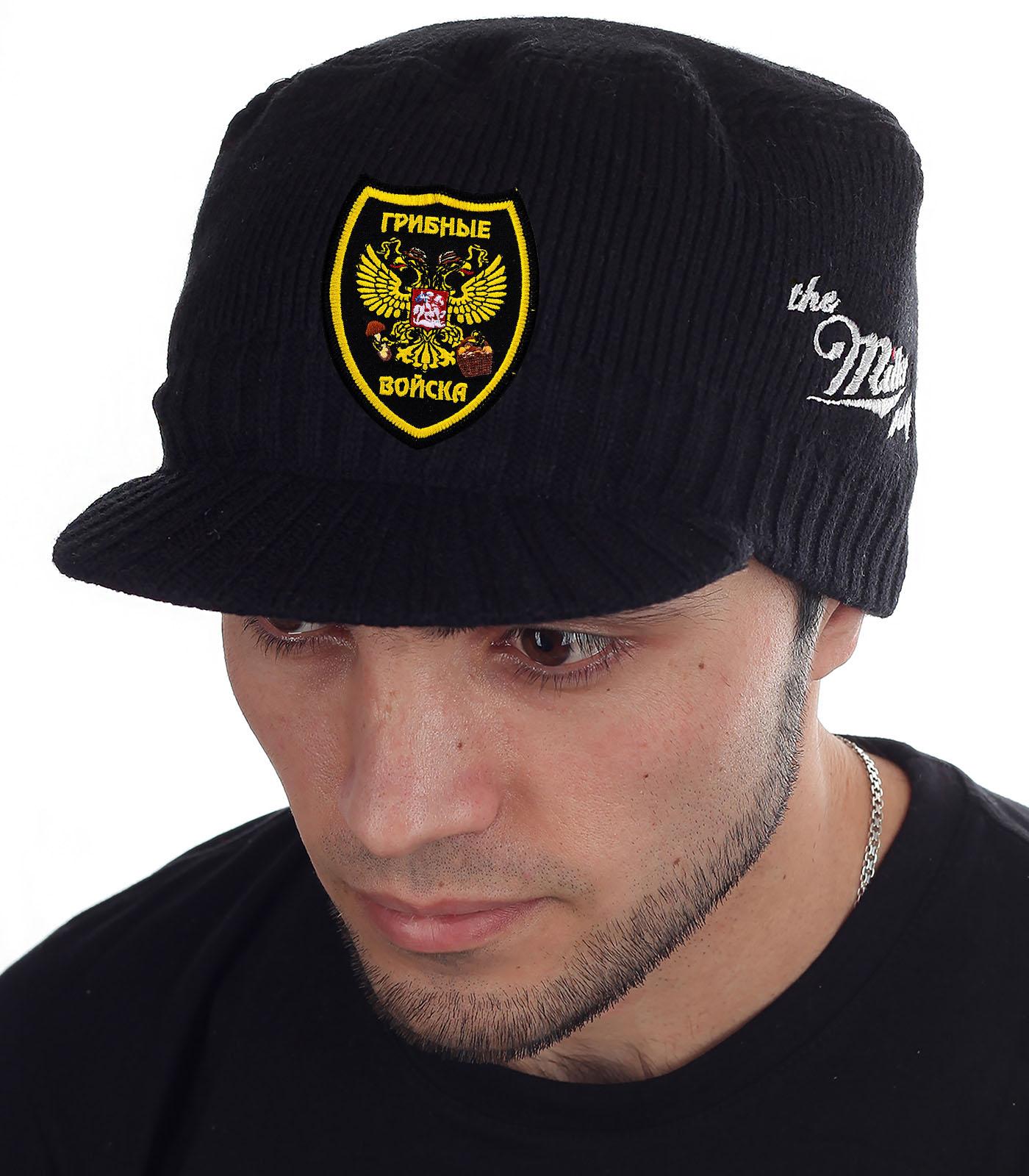 Оригинальная шапка-кепка от бренда Miller - купить с доставкой