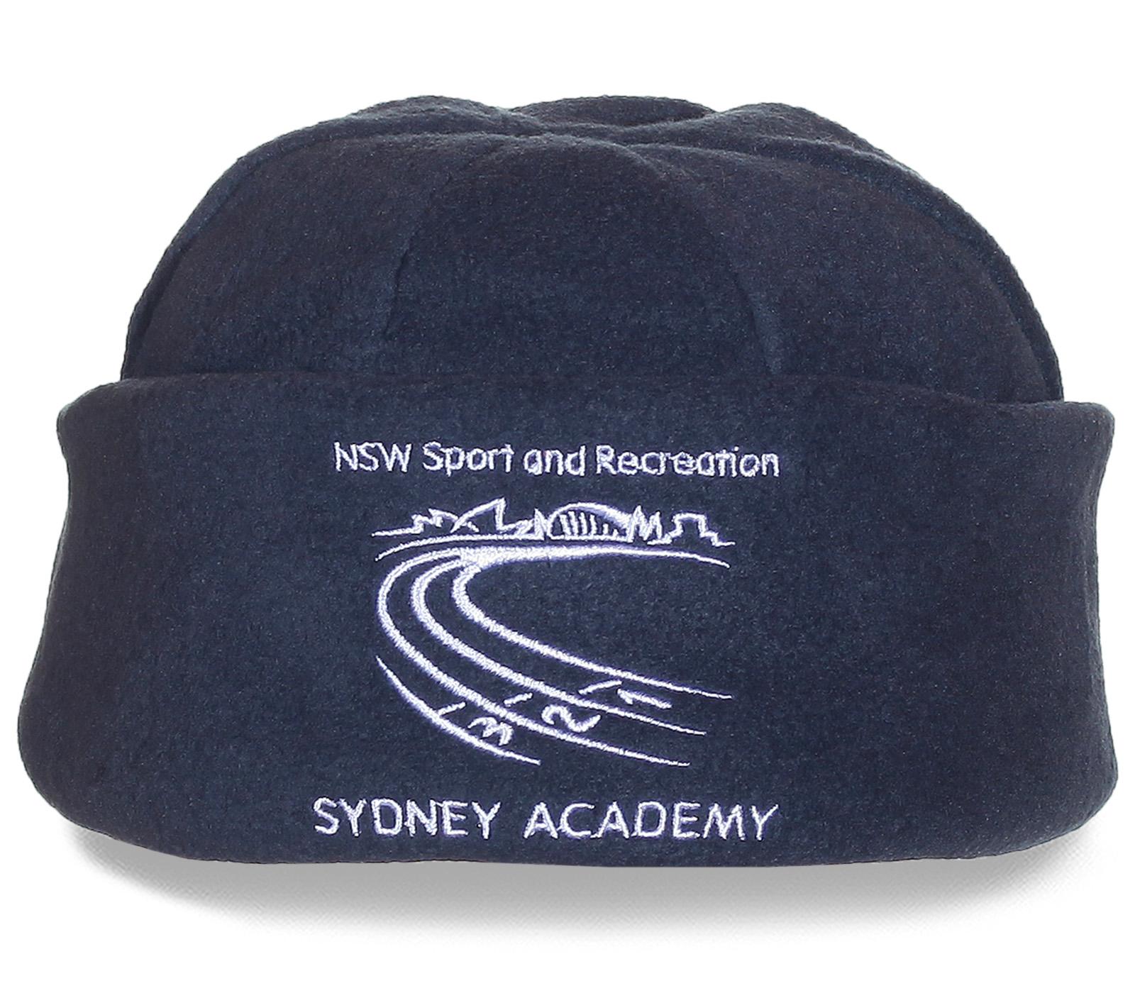 Оригинальная шапка Sydney Academy. Спортивная модель для ценителей образования