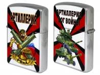 Оригинальная зажигалка Артиллерия – бог войны