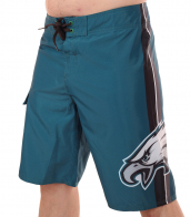 Оригинальные бордшорты Quiksilver™ NFL Philadelphia Eagles с гидрофобным покрытием Dry Flight. Твой тач-даун!