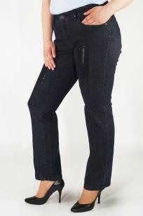 Оригинальные джинсы с украшениями от бренда Sheego® (Германия). Есть размеры до 70 для девушек с восхитительными формами!