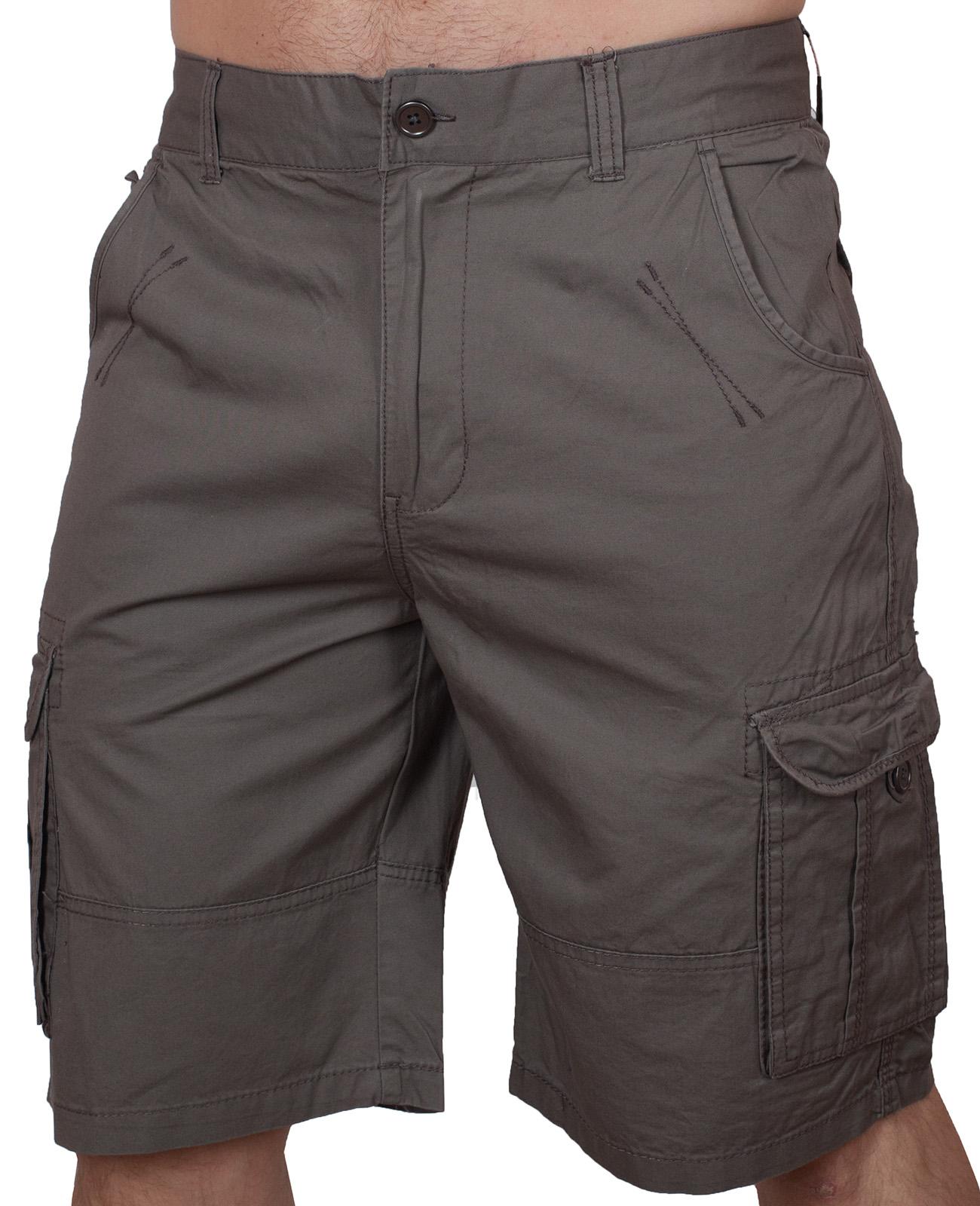 Оригинальные шорты Cargo для стильных мужчин