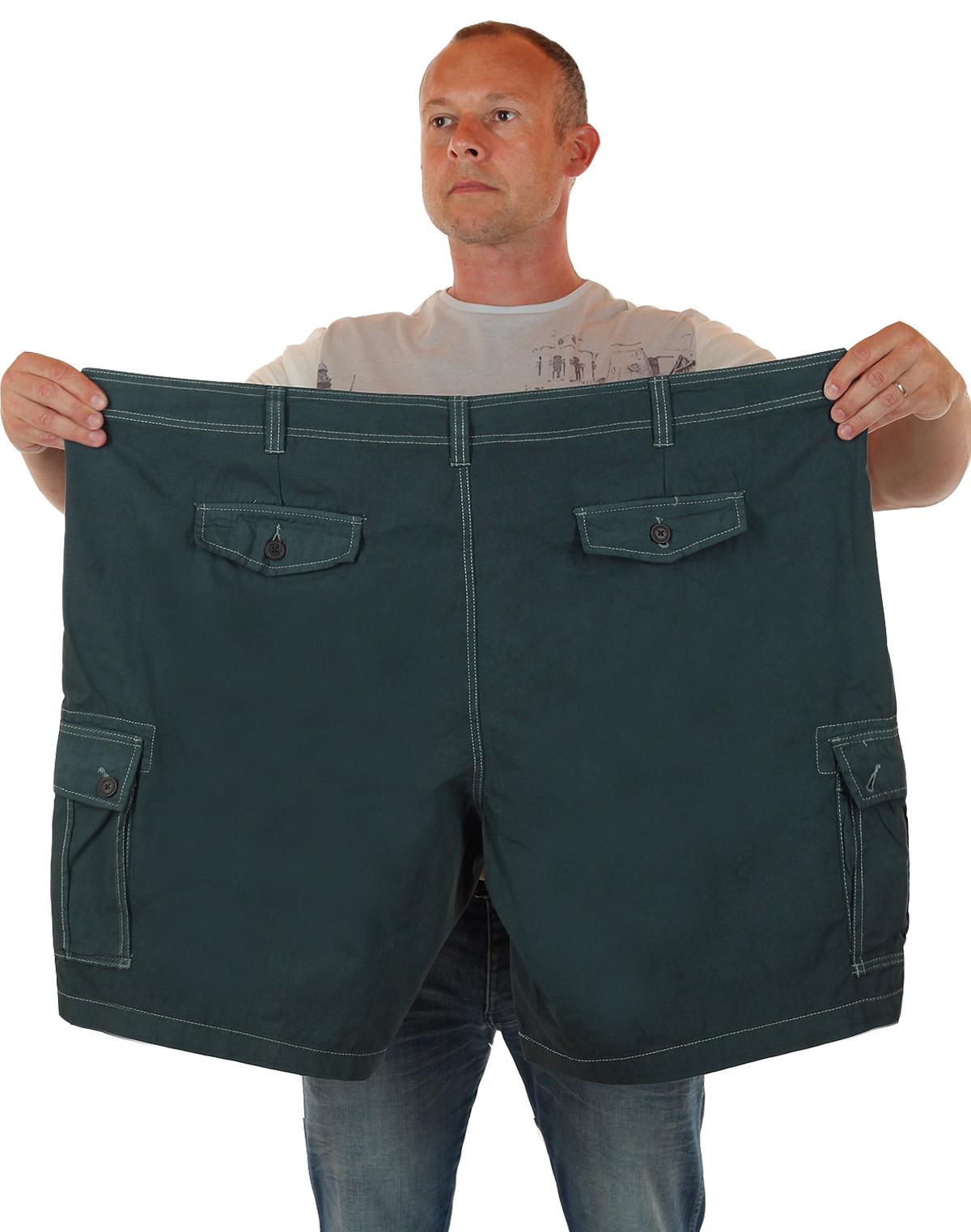 Заказать шорты от бренда Urban для крутых полных мужчин с доставкой