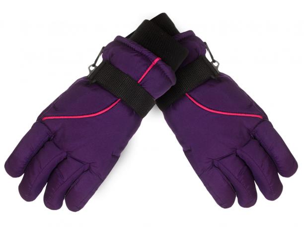Оригинальные зимние перчатки Polar