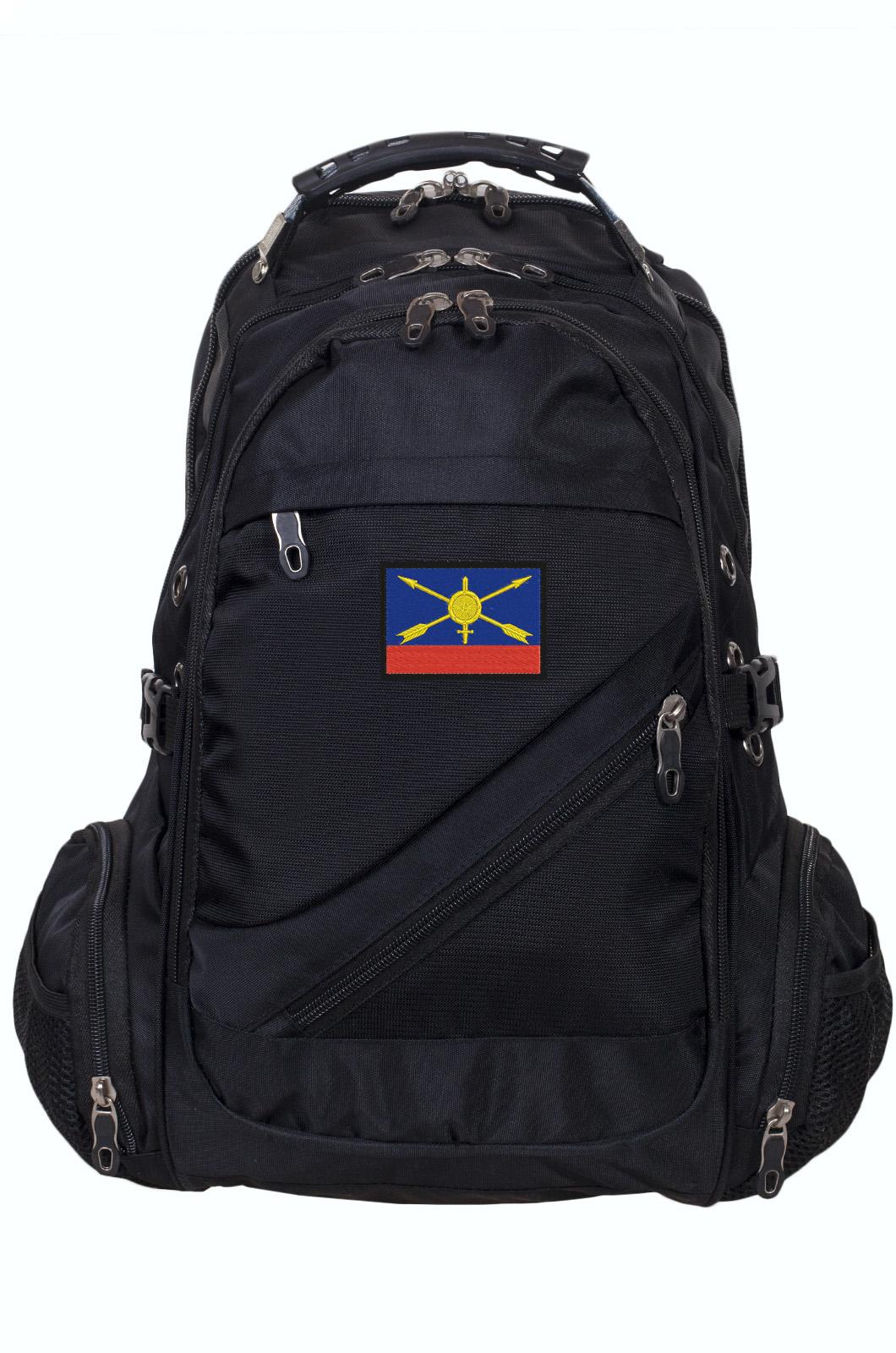 Оригинальный городской рюкзак с эмблемой РВСН