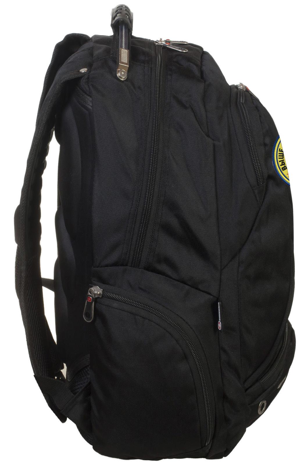 Оригинальный городской рюкзак с нашивкой Спецназ ГРУ купить в подарок