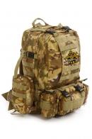 Оригинальный камуфляжный рюкзак с эмблемой РХБЗ