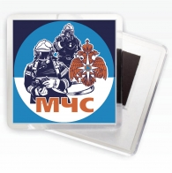 Оригинальный магнит МЧС