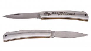 Заказать оригинальный нож разведчика с гравировкой