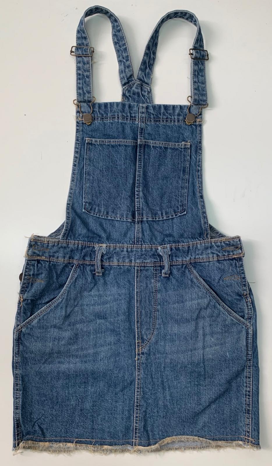 Оригинальный женский комбинезон (юбка)