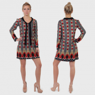 Особенное платье от французских дизайнеров из DEFIMODE.