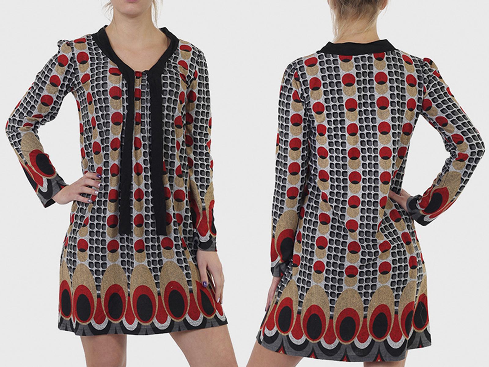 Особенное женское платье от французских дизайнеров из DEFIMODE.