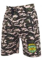 Особенные камуфляжные шорты с карманами и нашивкой ВКС