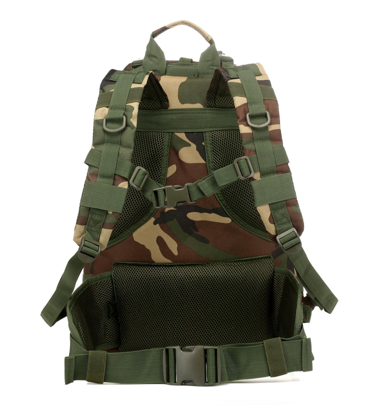 Особопрочный военный рюкзак для охоты с доставкой