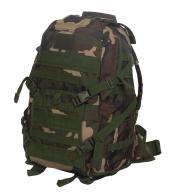 Высокопрочный военный рюкзак камуфляжа Woodland