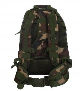 Высокопрочный военный рюкзак камуфляжа Woodland  оптом и в розницу