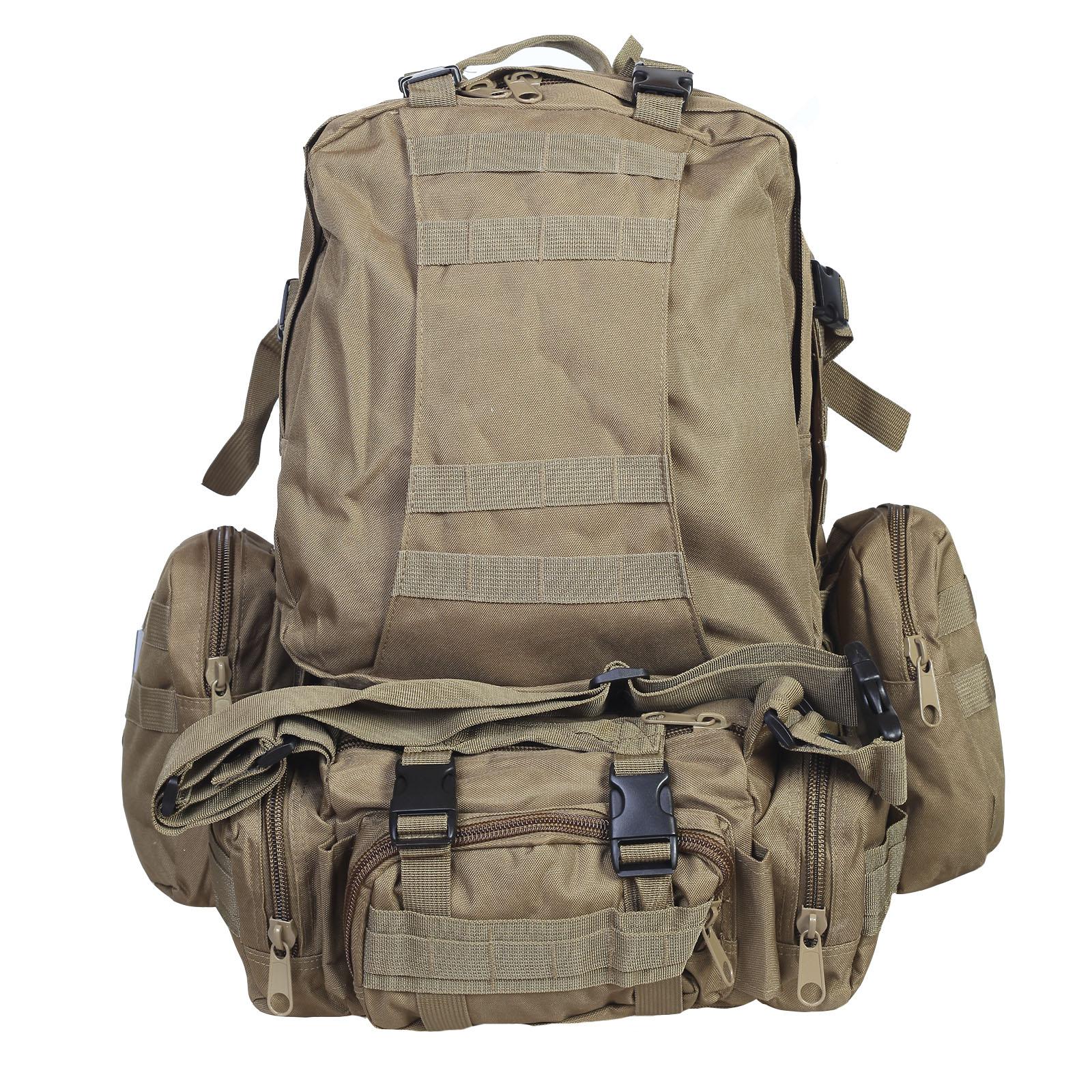 Особопрочный военный рюкзак для рыбаков и охотников