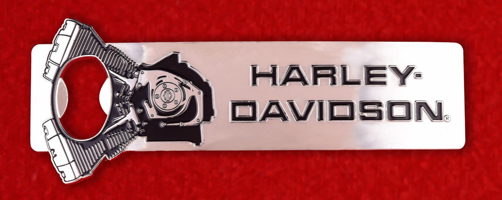 Открывашка Harley Davidson