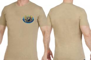 Отличная трикотажная футболка рыбака - заказать в подарок