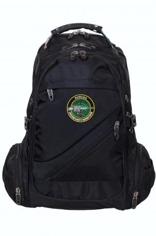 Отличный городской рюкзак с шевроном войска Спецназ Снайпер
