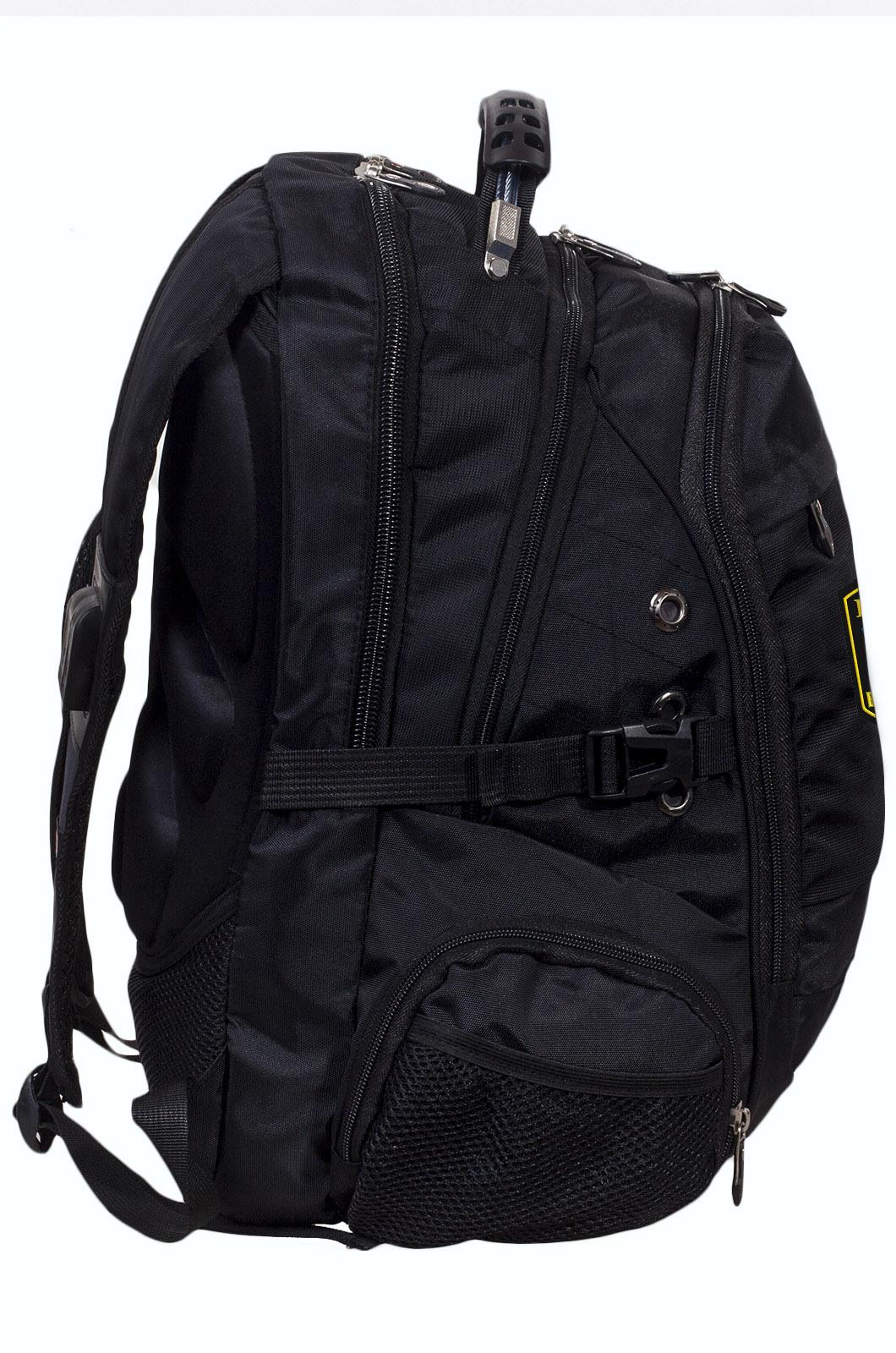 Заказать отличный мужской рюкзак с шевроном ВМФ России