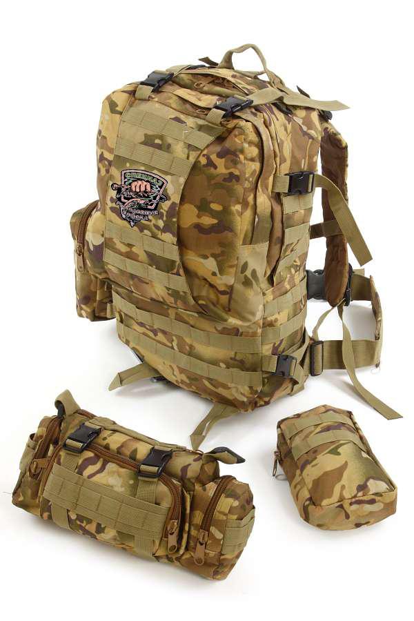 Отличный тактический рюкзак в камуфляже Woodland купить оптом