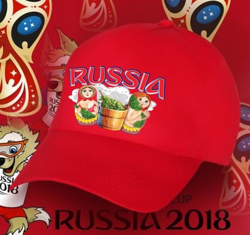 Отпадная бейсболка РОССИЯ
