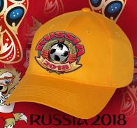 """Отпадная кепка """"Сборная России по футболу""""."""