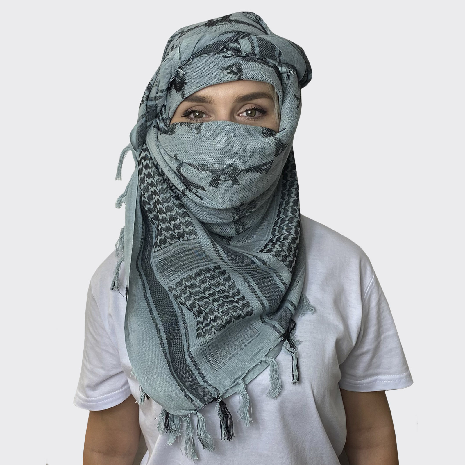Палестинский платок арафатка