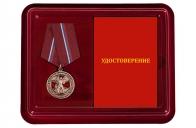 Памятная медаль Участник боевых действий на Северном Кавказе