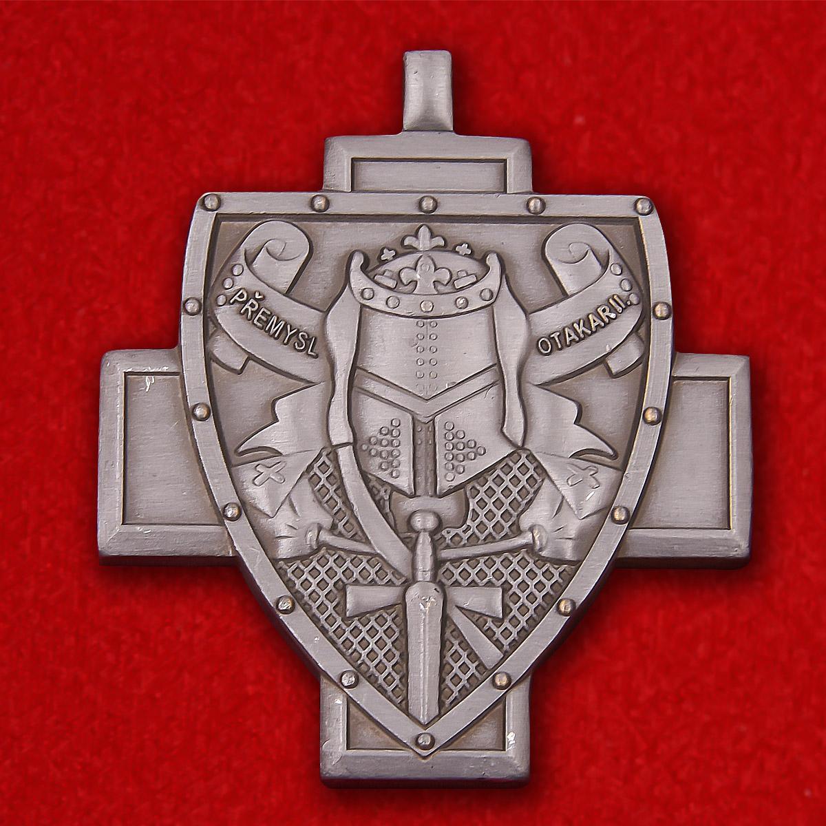 Pamiętny znak do jubileuszu założenia twierdzy Kralowiec Przemysłem Ottokarem II