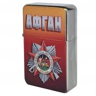 """Памятная бензиновая зажигалка """"Афган. 30 лет"""""""