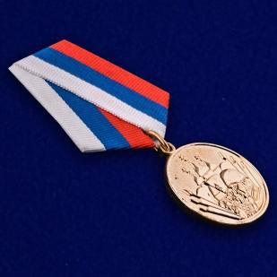 Памятная медаль 23 февраля - общий вид