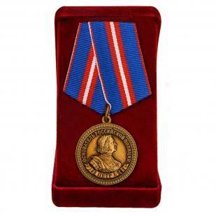 """Памятная медаль """"300 лет полиции России"""" к юбилею"""