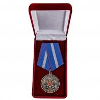 Памятная медаль 55 лет Следственным изоляторам ФСИН России - в футляре