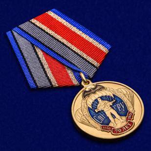 Памятная медаль 70 лет СпН ГРУ - общий вид