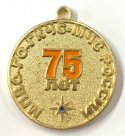 Памятная медаль «Гражданская оборона»