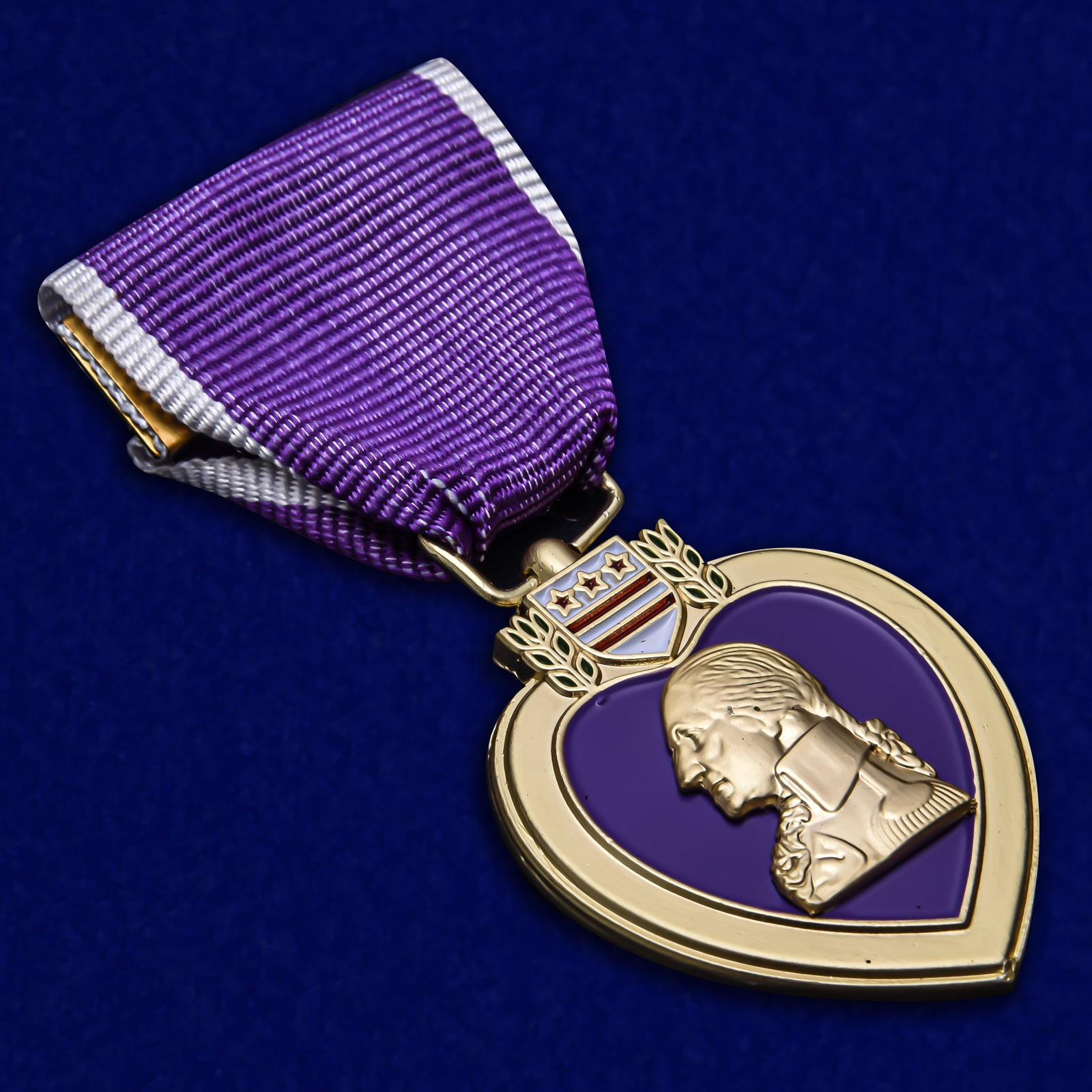 Памятная медаль Пурпурное сердце (США) - общий вид