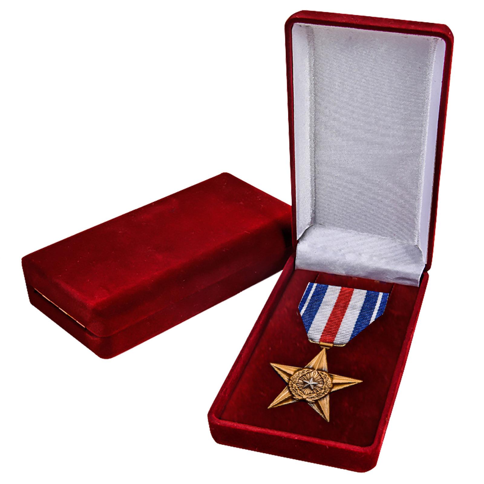 Памятная медаль Серебряная звезда (США)
