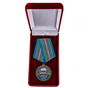 Памятная медаль ВДВ За ратную доблесть - в футляре
