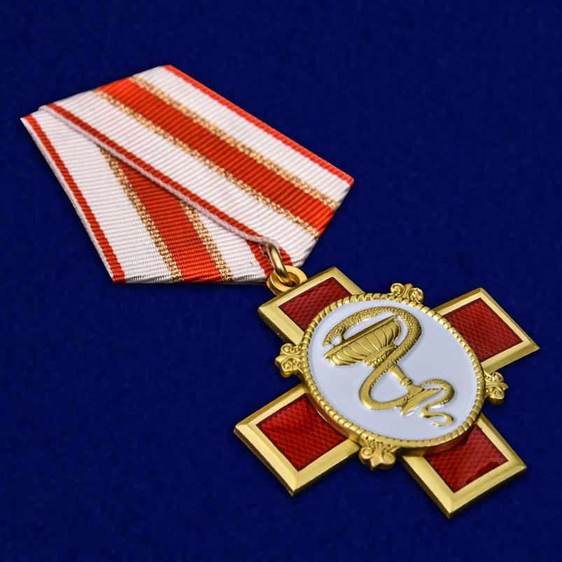 Памятная медаль За заслуги в медицине - общий вид