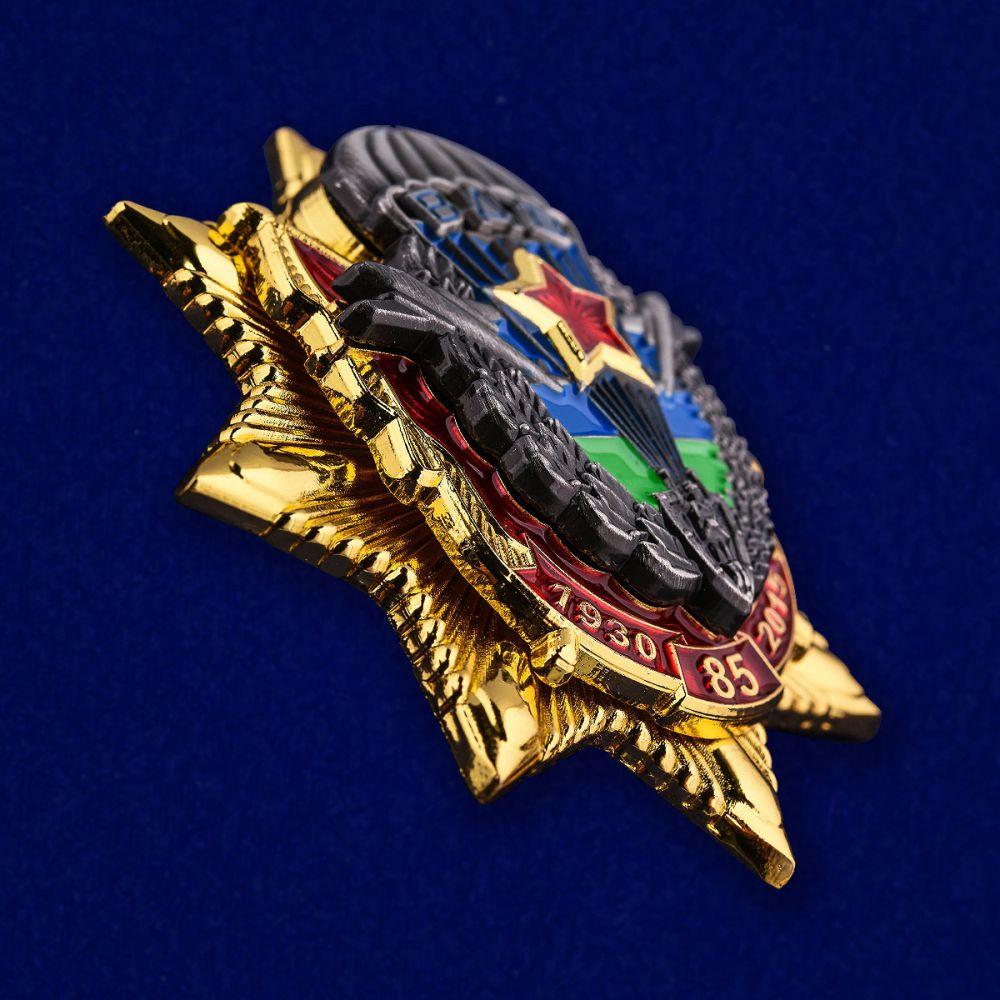 Памятный орден Звезда ВДВ - общий вид